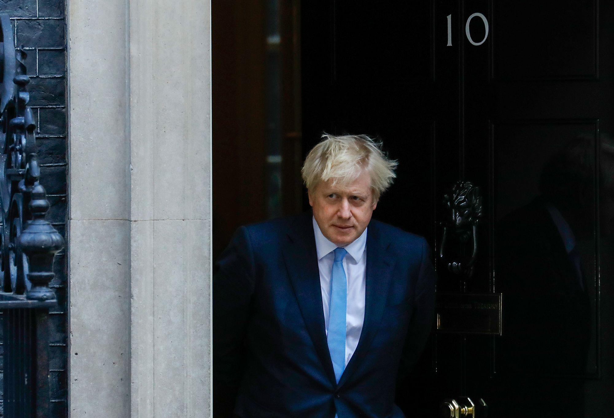 Johnson faces legal challenge to Brexit plan