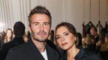 Victoria Beckham Shares Throwback Photo for Husband David Beckham's Birthday: 'Celebrating in Lockdown'