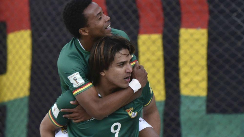 Bolivia estrenará una nueva dupla en la delantera