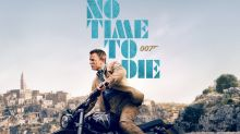 James Bond gets on his bike in 'No Time to Die' IMAX poster