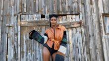 Gabrielle Union's Pants-less Award Show Look Is Peak Quaran-times