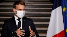 Macron says he understands Muslims might be 'shocked' by caricatures of the Prophet Mohammad