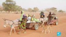 Burkina Faso : des milliers de déplacés risquent d'être privés de leur droit de vote