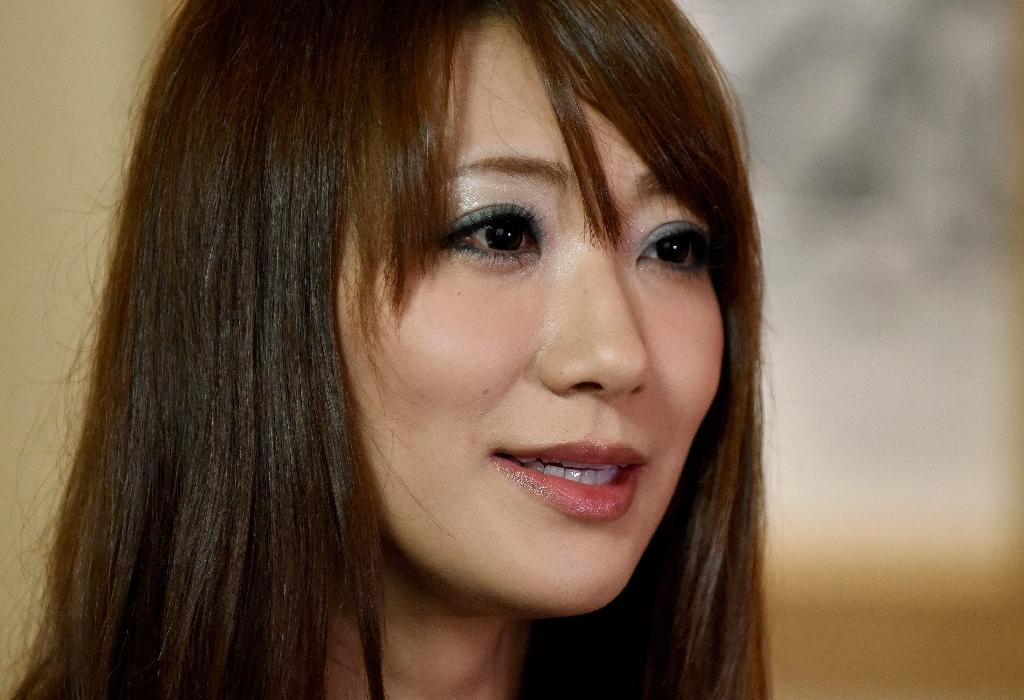 Saki Kozai, 30, is among a growing number of women who are stepping out of the shadows to say they were forced to work in Japan's multi-billion-dollar porn industry (AFP Photo/Toru Yamanaka)