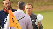 Spieth and Kuchar set for date with Open destiny