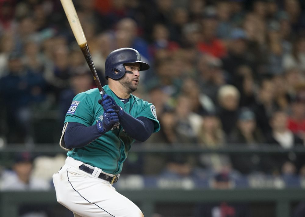 The Cleveland Indians hope Yonder Alonso's power surge will continue in 2018. (Getty Images)
