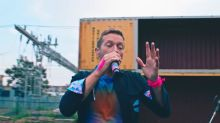 Coldplay fans react to 'amazing' feat as new single debuts in space – before it's heard on Earth