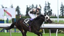 Longshot Mighty Heart captures 7 1/2-length win in $1-million Queen's Plate