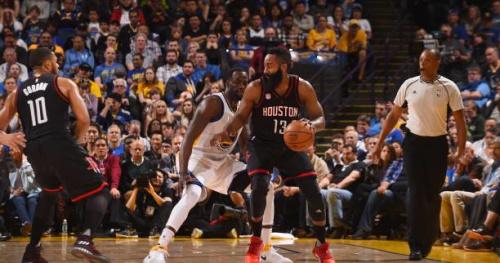 Basket - NBA - Stephen Curry et Golden State font de nouveau taire Houston et James Harden