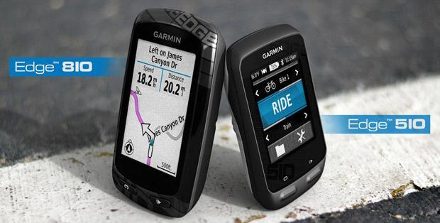 Edge 510 and 810 cycling computers appear on Garmin's web store (update: hands-on photos)
