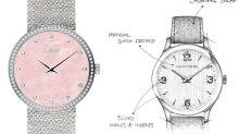 回到求學時:文青氣質腕錶