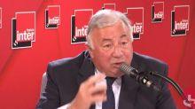 """Gérard Larcher plaide pour un """"choc de relance"""""""