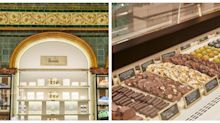 Harrods has a new-look chocolate hall and it's delicious