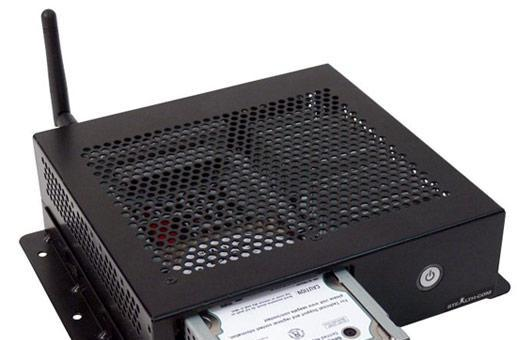 Stealth's rugged LPC-395F Mini PC: it's like a caged monster, but weak