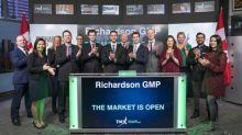 Richardson GMP Opens the Market