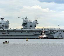 Britain's Colossal New Carrier Will Launch American F-35s