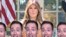 Randy Rainbow Spoofs Melania Trump's 'Be Best' Slogan In 'Beauty And The Beast' Parody