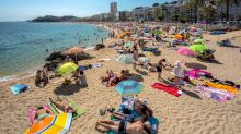 Brits' holidays at risk as Spanish air traffic controllers threaten strike action