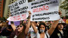 Repúdio de eleitoras não consegue deter avanço de Bolsonaro