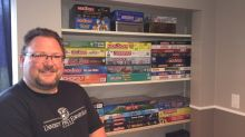 Island man parting with most of his prized Monopoly collection