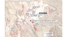 American Pacific Mining Samples 59.45 Grams Per Tonne Gold at Tuscarora Gold Project in Nevada