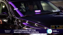 Lyft founders fight to keep majority voting control of the company