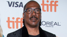 Eddie Murphy Has Been Recording New Stand-Up Material for the Last Three Years