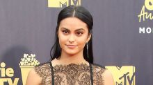 Camila Mendes dresses 'nothing like' her Riverdale character