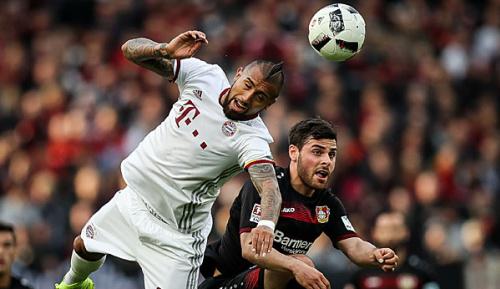 Champions League: Bayerns Vidal erhält Motivations-Geschenk von seinem Sohn