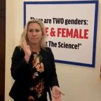 'There are TWO genders': Marjorie Taylor Greene escalates anti-Equality Act attack
