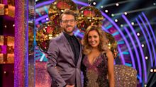 Strictly's Afghanistan veteran JJ Chalmers says he 'should be in a box in the ground'