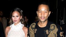 Chrissy Teigen and John Legend Are Confronted by Racist Paparazzo