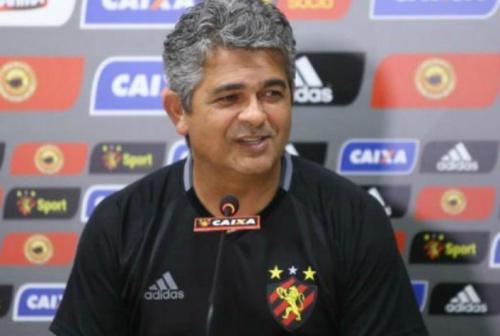 Sport anuncia demissão do técnico Ney Franco