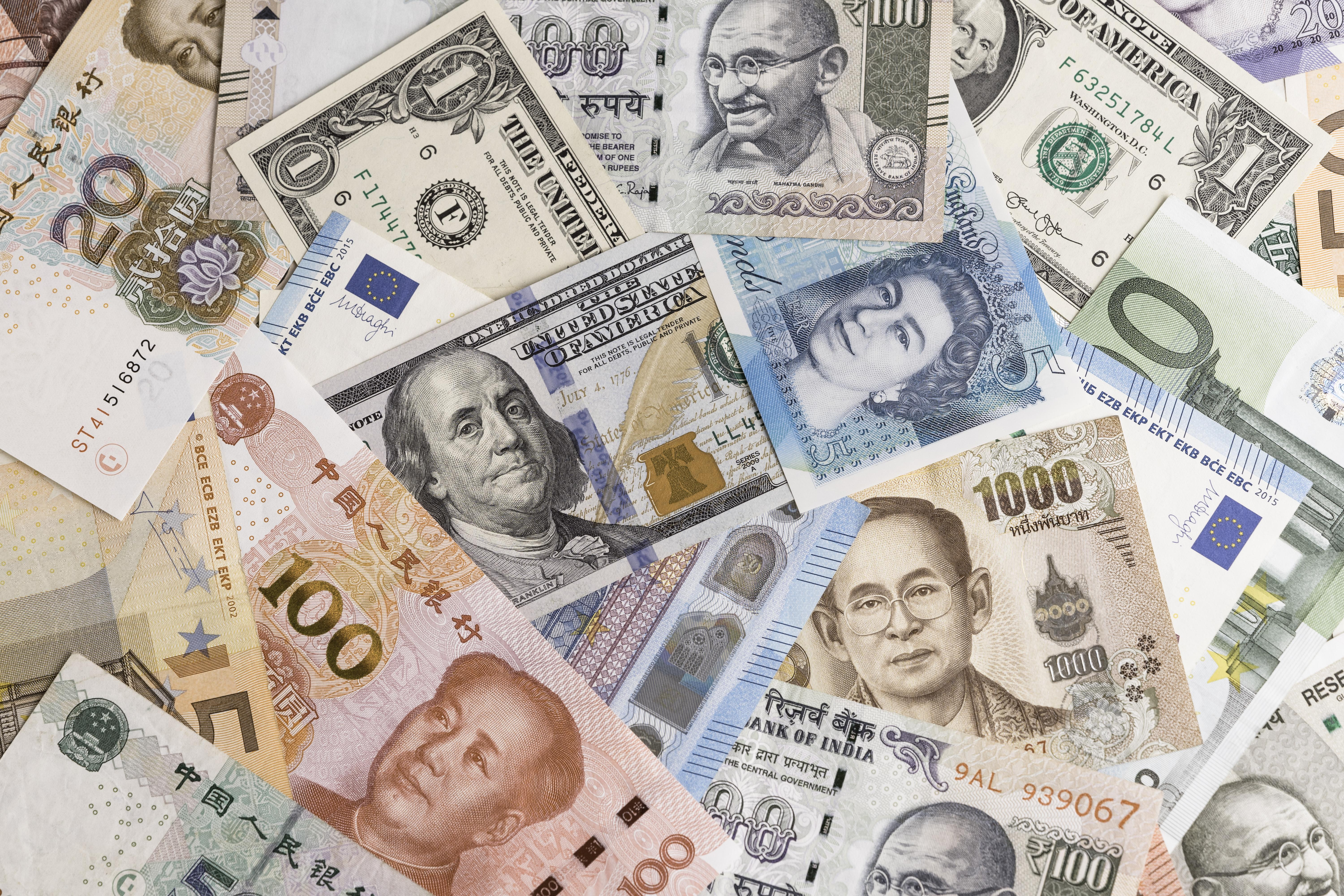 Invest In Emerging Market Currencies