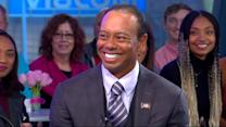 Tiger Woods discusses his new memoir 'The 1997 Masters: My Story' live on 'GMA'
