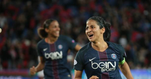 Foot - C1 (F) - Ligue des champions féminine : Le PSG gagne à Barcelone et fait un pas vers la finale