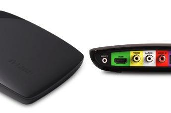 D-Link MainStage WiDi 2.0 adapter puts your laptop on the TV, is less dangerous than it sounds