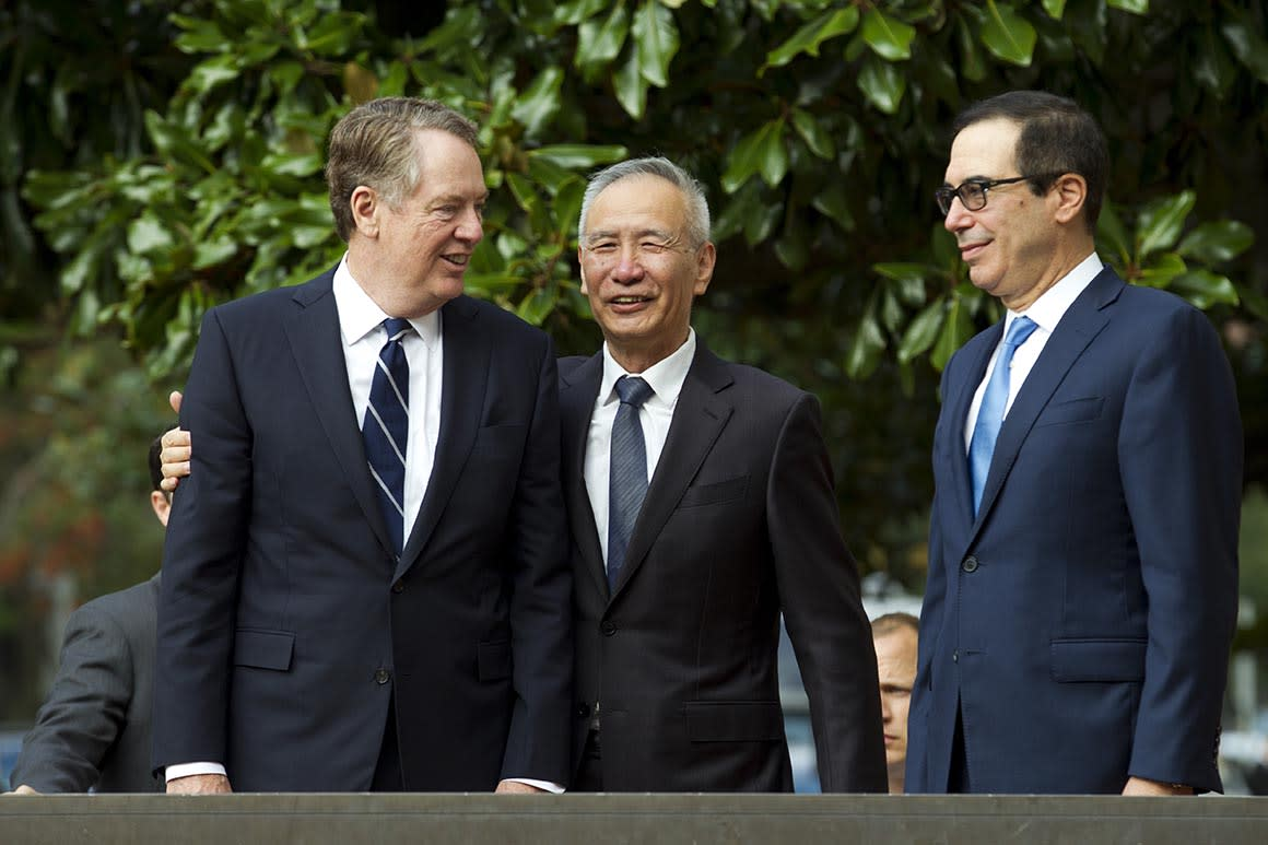 How a U.S.-China trade deal could get more complicated