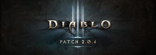 Diablo III's 2.0.4 patch makes resplendent treasure feel more resplendent