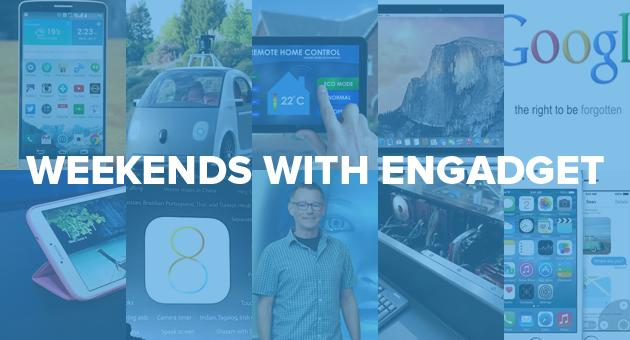 Weekends with Engadget: Apple's developer conference, LG G3 review and more!