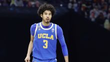 UCLA star Johnny Juzang declares for NBA draft, will not hire agent