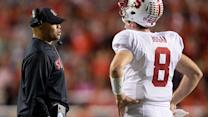 'No real concern' for Stanford after loss to Utah