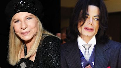 Backlash over Streisand's Jackson remarks