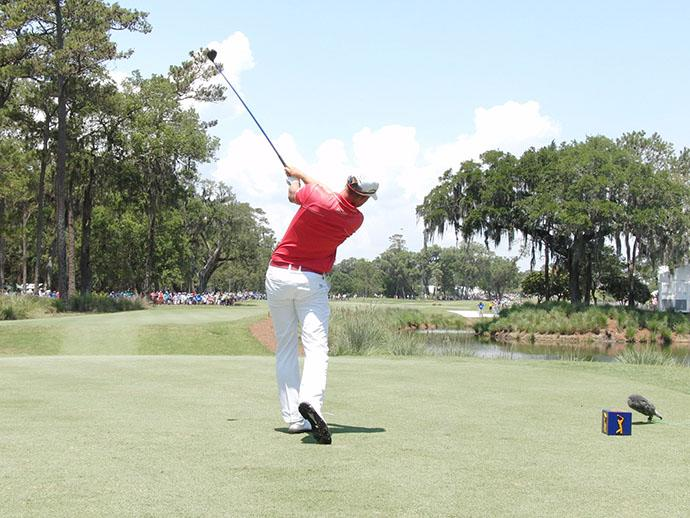Henrik Stenson Swing Sequence Gallery 2016 Players