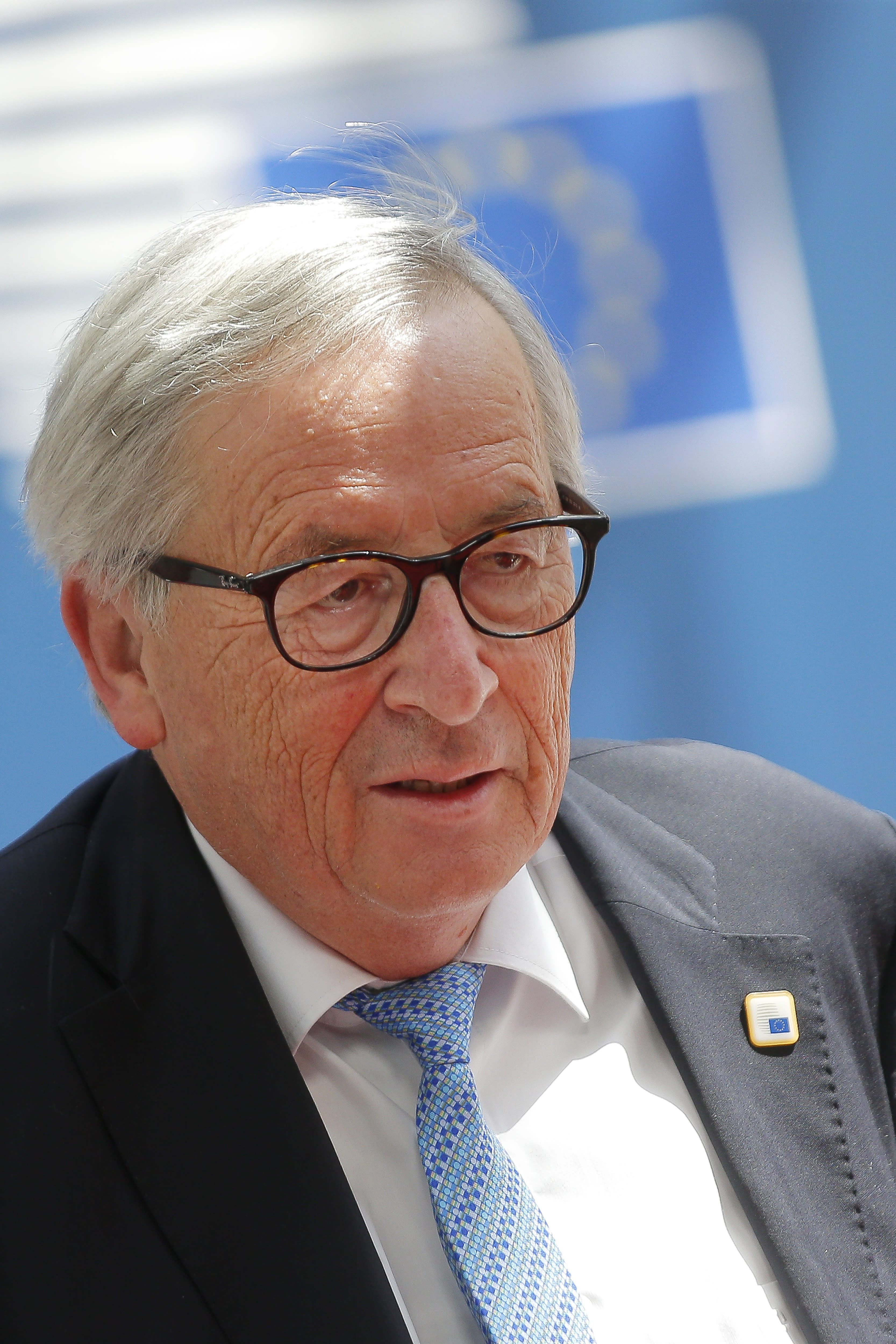The Latest: Juncker: filling Europe's top jobs won't be easy
