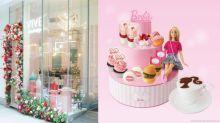 【閨蜜好去處】粉紅控必到! 中環人氣蛋糕店Barbie超夢幻下午茶