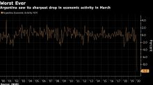 Argentina Braces for Ninth Default