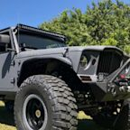 Bruiser Conversions Honcho Step Side Is A Cool Custom Jeep Pickup