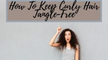 Enjoy Tangle-Free Curly Hair With These Smart Hacks