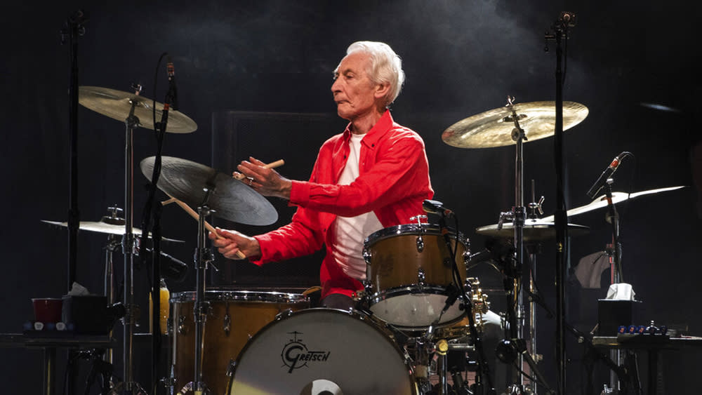 Rolling Stones Drummer Charlie Watts Is 'Unlikely' to Join Group's 2021 U.S. Tour